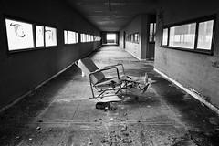 SDIM1818bw (ezcrope) Tags: sigma dp merrill manicomio ospedale girifalco catanzaro abbandonato psichiatrico abandoned hospital psychiatric dirty
