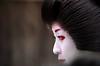(..Serendipity..) Tags: japan kyoto gion gionkobu hanamachi geisha geiko maiko mamemaru 豆まる kanikakunisai gionshiragawa oshiroi makeup