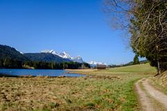 Am Geroldsee (Oberau-Online) Tags: bayern geroldsee frühling