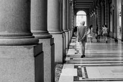 DSC01724 (lanevegianluca) Tags: torino people human person street photography sigma30mm sigma sony a6000 mirrorless urban blackandwhite biancoenero