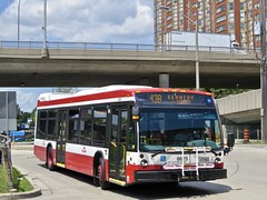 Toronto Transit Commission 8625 (YT | transport photography) Tags: ttc toronto transit commission nova bus lfs