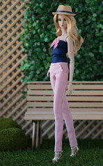 sea style Emily (grsve) Tags: doll dynamitegirls integritytoys fashionroyalty jasper convention