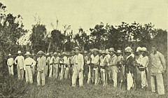 Insurgent troops going into action - 1898 (SSAVE w/ over 8 MILLION views THX) Tags: philippines spanishamericanwar 1898