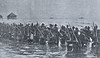 American Troops advancing upon Manila - Aug. 13, 1898 (SSAVE w/ over 9 MILLION views THX) Tags: philippines spanishamericanwar 1898