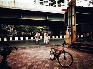 The Street Photographer - 2017 EyeEm Awards Bicycle Transportation Building Exterior Built Structure Real People Architecture Mode Of Transport Outdoors Two People Street City Life Full Length Land Vehicle Riding Women Day City Lifestyles Men Togetherness
