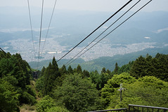 R0018789 (Mickey Huang) Tags: ricoh gxr grlensa1250mmf25macro kyoto japan travel 京都 日本 旅行 比叡山 ropeway