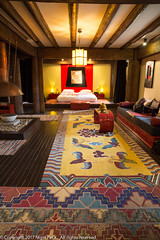 Open Plan Tibetian Style (Pexpix) Tags: banyantree farmhouse fireplace interior ringhavalley shangrila tibetian tibetianstyle indoors diqingzangzuzizhizhou yunnansheng china