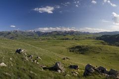 Landscape Near Karahunj - In the Syunik Province of Armenia