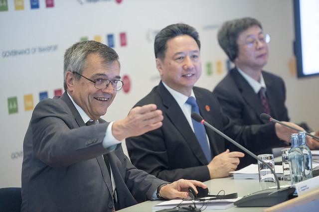 Jose Viegas, Xiaopeng Li and Baolin Shi