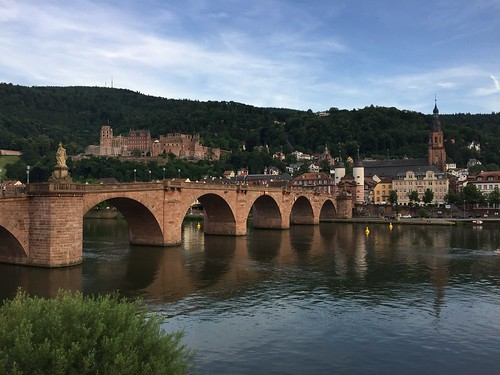 Heidelberg, Germany, May 2017