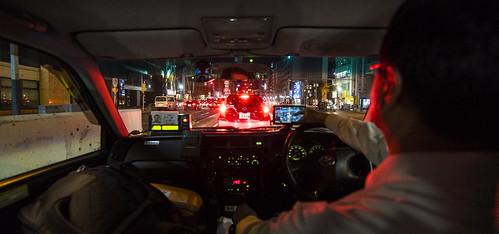 Taxi Stop...