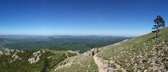Path (Ville Nikula) Tags: france blue vaellus pyrenees hiking mountains green vuori bugarach vuoristo mountain