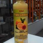 Pati Lemon  TANPA PENGAWET TANPA PEWARNA TANPA PERISA TIRUAN  Khasiat  : ⏳  mengimbangkan tahap pH badan ⏳  membantu dalam penurunan berat badan ⏳  membantu membuang toksin dlm badan :ho thumbnail
