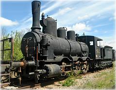 Locomotive 1665 @ Strasshof, Austria (Loco Steve) Tags: locomotive austria railway steam locomotives eisenbahnmuseumstrasshof mav südbahn 1665