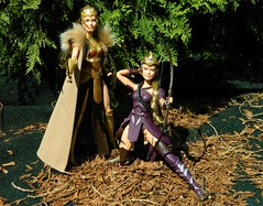 They are coming (Pablo Pacheco 85) Tags: antiope queenhippolyta amazons dccomics dcheroes dcuniverse dcmovies wonderwoman robinwright connienielsen