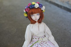Primrose (Ise-Bandit) Tags: abjd bjd asian ball joint doll dollfie resin luts kid delf kdf wintery12 wintery 12 primrose