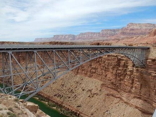 Vermillion Cliffs, Marble Canyon, Navajo Bridge