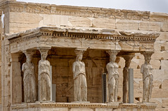 the Erechtheion (Leguman vs the Blender) Tags: athens athenes greece old acropolis nikond90 flickrtravelaward