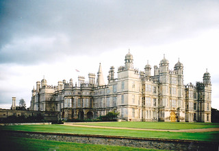 Sep 2007 Burghley House 2