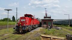 265 031-5 (pbz2012) Tags: baureihe265 gravita dbschenker diesellok bielefeldhauptbahnhof