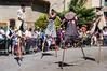 Transhumances en Haut-Salat (Ariège/Pyrénées) (PierreG_09) Tags: ariège pyrénées pirineos couserans hautsalat transhumance folklore groupefolklorique échasse bergerlandais
