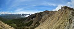 Climbing to Alpe di Succiso (flubatti) Tags: