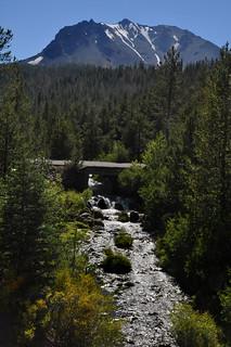 Hat Creek, Lassen Peak