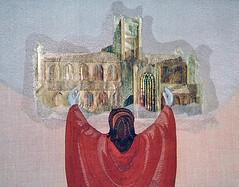 Bath.  October 28th. 2000 (Cynthia of Harborough) Tags: 2000 architecture abbeys art altars reredos