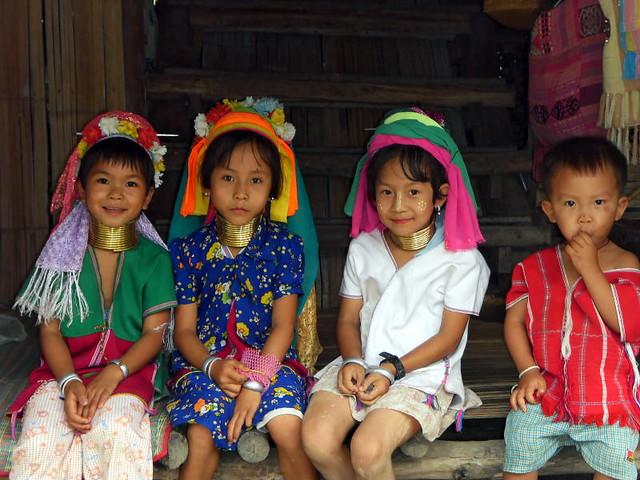 首長族の村(チェンマイ人気観光地)