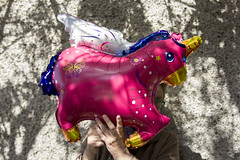 mother (francescambrosi) Tags: conceptual childish mother relative portrait unicorn