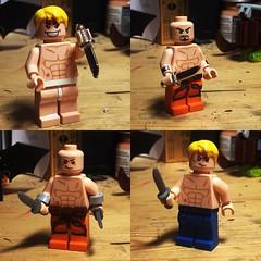 Zsasz (LordAllo) Tags: lego batman dc mr victor zsasz knightfall begins arkham asylum classic