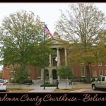 Hardeman County Courthouse - Bolivar, TN thumbnail