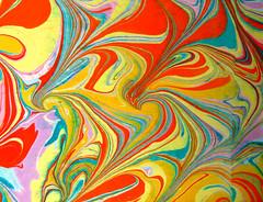 IMG_1784a (La Mala Testa) Tags: marmoleado acrilico esmalte papelcamisa artattack tecnica trip full color colour pigmentos drop verde amarillo lila morado rojo azul violeta naranjo celeste abstracción minimal latex pollock experimentación methocel sulfato de aluminio estampado marmolado tinte tinta