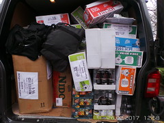 VAN FULL OF AID FOR NEEDY CHILDREN (info@4thechildren.org.uk) Tags: for the children 4thechildren 4 hunger starvation donation aid food humanitarian school education orphans uk yemen syria gambia africa famine middle east war crisis refugees kids adult people projectprogramwidowsfacessignificantcholeraoutbreak saysunbbcnewsorphans charity