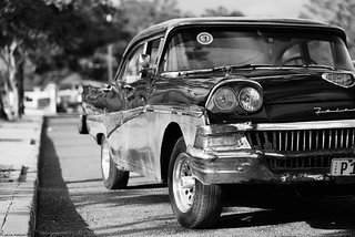 Cuba Car.