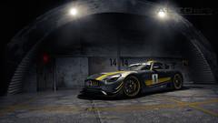MERCEDES-BENZ AMG GT3 (Zuugnap) Tags: tlphotographynl tjeulinssen mercedesbenzamggt3 mercedes autoart zuugnap canon5dmarkiii canonef1635mmf28liiusm racecar race