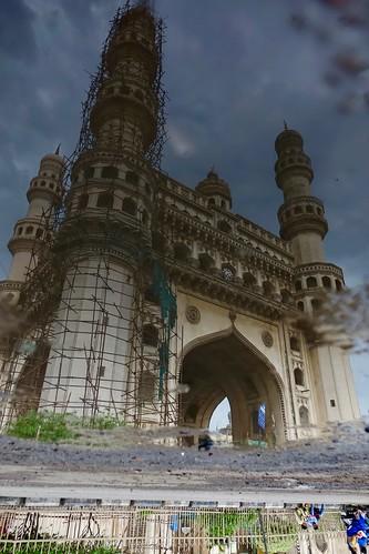 Charminar - Pre Monsoon