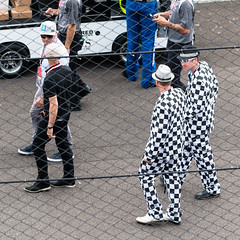 Indy 500 • 5-28-2017 (Fred Ortlip) Tags: indianapolis500 ims indy500 autoracing checkeredflagclothing checkeredflag