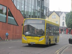 Yellow Buses 782 YX09HZF Avenue Rd, Bournemouth on U8 (1280x960) (dearingbuspix) Tags: ratp yellowbuses yx09hzf 782
