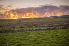 (philippe baumgart) Tags: scotland highlands stoer dusk sky clouds landscape