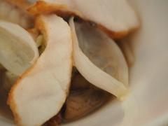 detail: Roasted lumpfish, leeks, onions (YSL807) Tags: bror copenhagen cph useitall