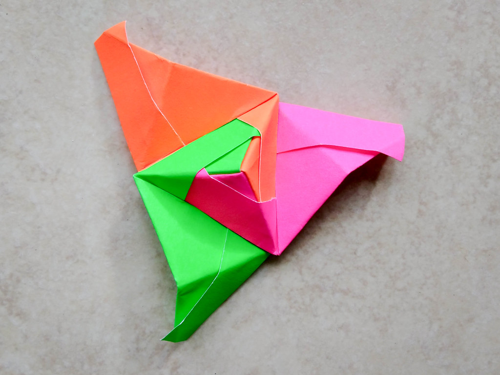 The World's Best Photos of origami and sonobe - Flickr ... - photo#38