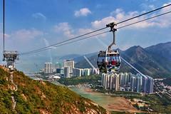 Ngong Ping 360 Cable Car (Albert Jafar) Tags: ngongping360cablecar aerialtramway lantauisland hongkong photographerswharf ngc worldtrekker