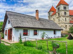Skansen in Ocsa (Hungary) 114 (Andras Fulop) Tags: ocsa hungary skansen architecture allfreepicturesjune2017challenge building folkloremuseum museum