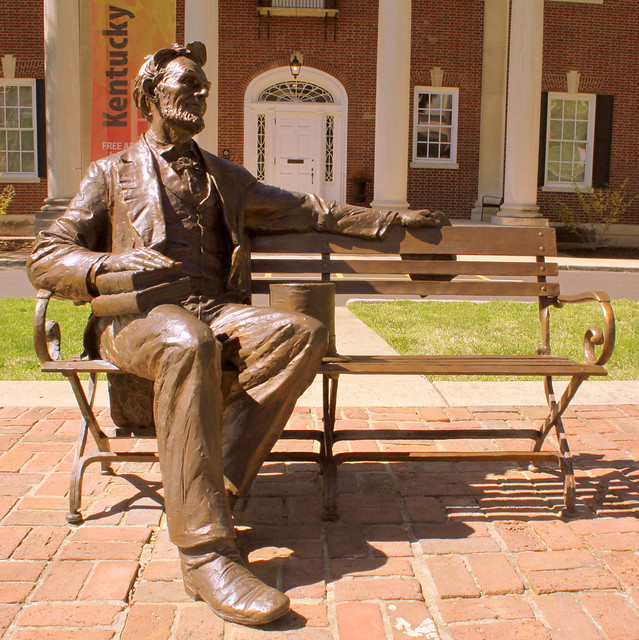 Lincoln Bench - Western Kentucky University