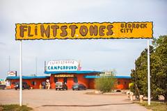 Flinestones, Meet the Flinstones (Thomas Hawk) Tags: america arizona bedrockcity flinstones flintstonesbedrockcity usa unitedstates unitedstatesofamerica williams fav10 fav25 fav50