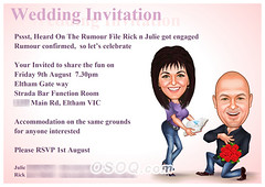 930006 (Osoq.com) Tags: wwwosoqcom invitation card caricature
