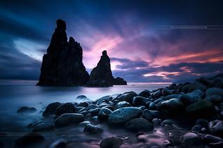 Madeira Island - Long Exposure