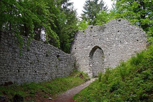 2017-05-21 Garmisch-Partenkirchen 072 Burg Werdenfels
