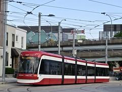 Toronto Transit Commission 4437 (YT   transport photography) Tags: ttc toronto transit commission bombardier flexity outlook streetcar